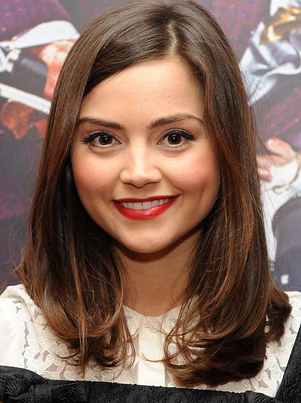 Re-create her beauty look: Dr Who companion Jenna-Louise Coleman