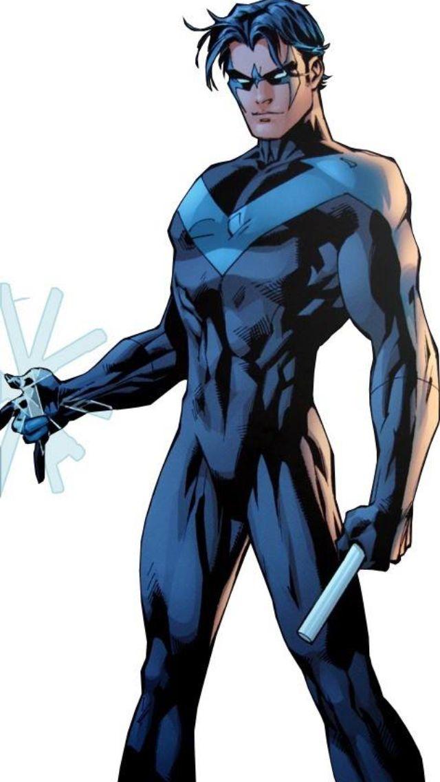 I Love Dc Comics : Nightwing dc comics i love this guy d dcheros