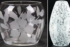 Pasta fosqueante: Para fazer jateamento em vidro.