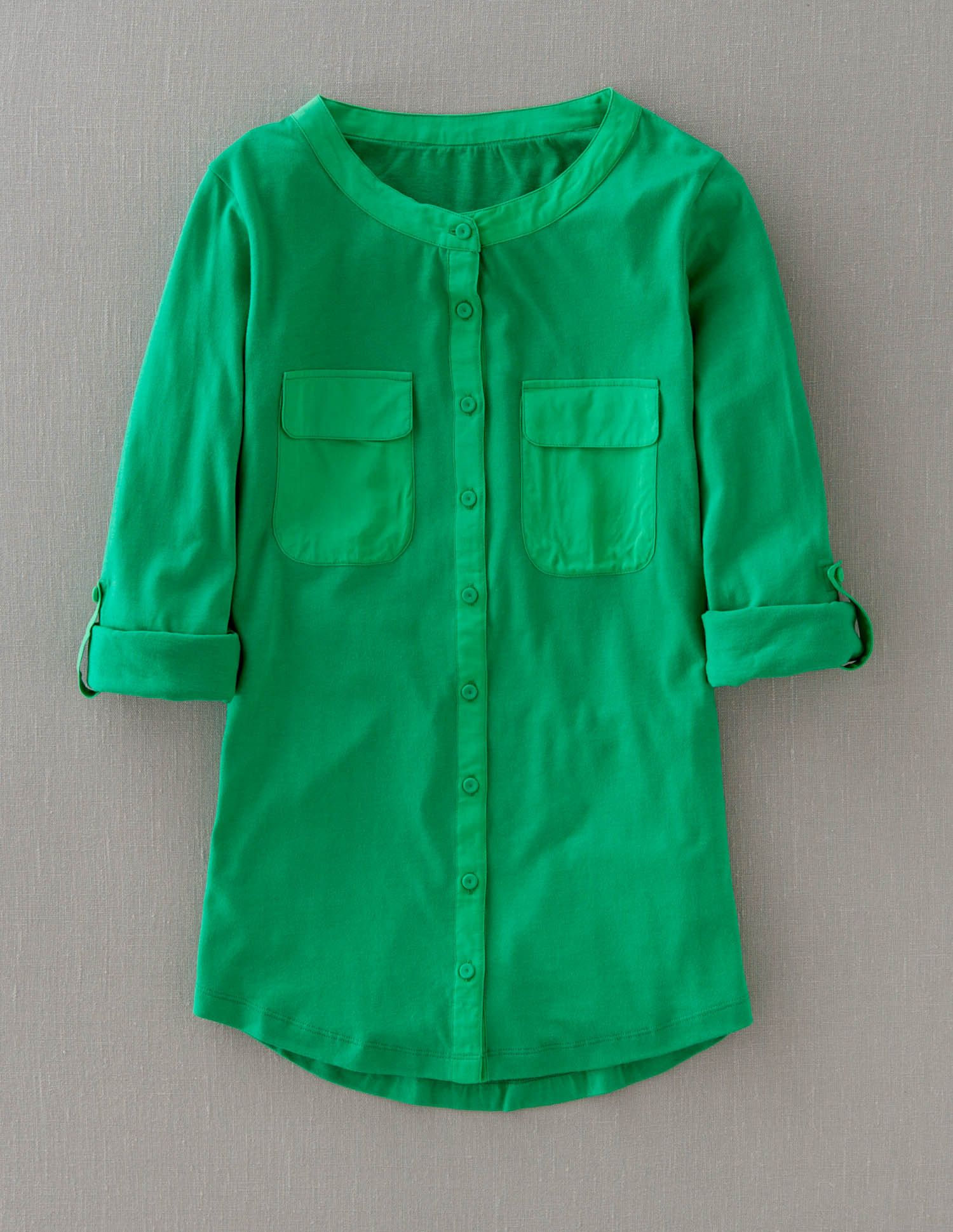 Womens Green Shirts Photo Album - Reikian