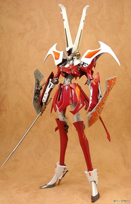 FSS●1/144 火焰女皇●谷明版本