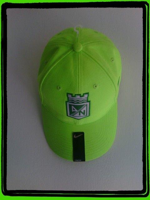 precio loco buscar original sitio web para descuento Gorra Nike Verde Atlético Nacional 2014 | Nike verdes, Atletico ...