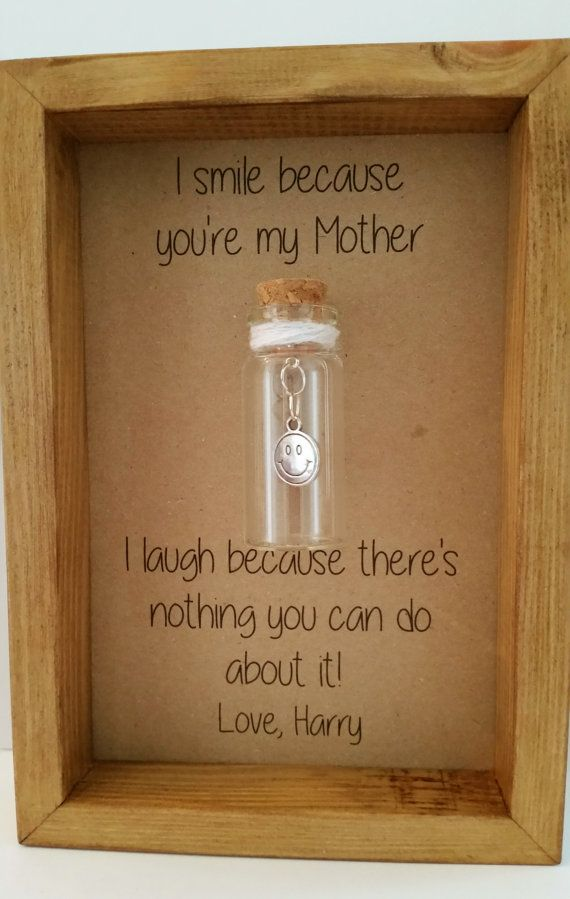 This Funny Little Keepsake Will Be Sure To Raise A Smile Makes Cute Mothers Day Gift If You Dont Do Soppy How Order Add Item Cart And At Checkout