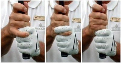 Learn The Different Golf Grips And The Best Ways To Hold A Golf Club Golf Tips Golf School Golf Clubs