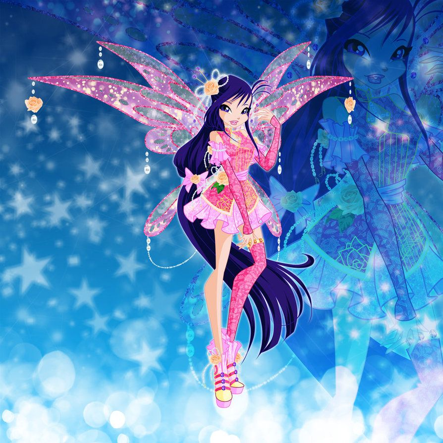 Winx club all personix ^^. Daphne is in work