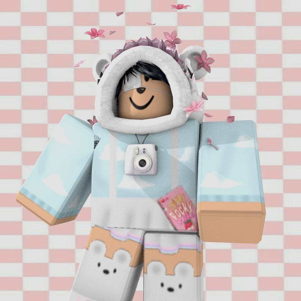 Pin By Kat Deptraivodich On Baby Stuff In 2020 Roblox Pictures Cute Profile Pictures Cool Avatars
