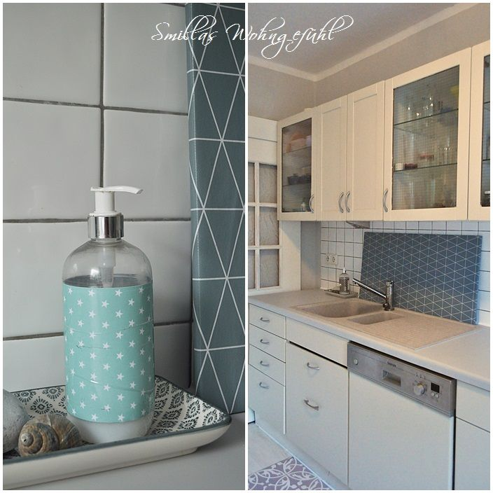 ENDLICH!: neue alte Küche mit Kreidefarbe | Kreidefarbe ...