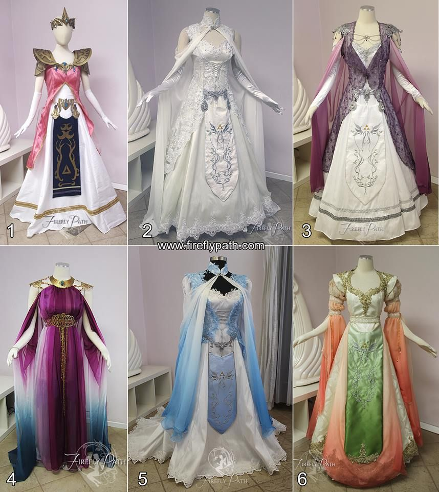 Photo of Number 4 looks incredible – Zelda dresses