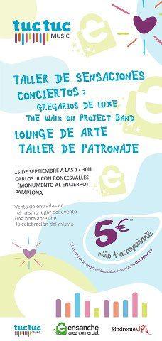 Concierto Síndrome Up, Tuc Tuc Music. 15 Septiembre 2012