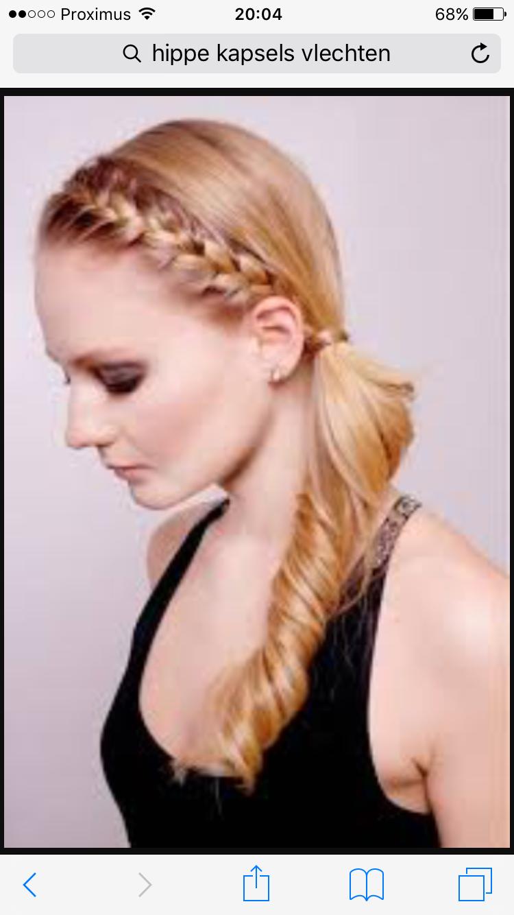 Pin by marie van hoeck on kapsels pinterest hair styles hair