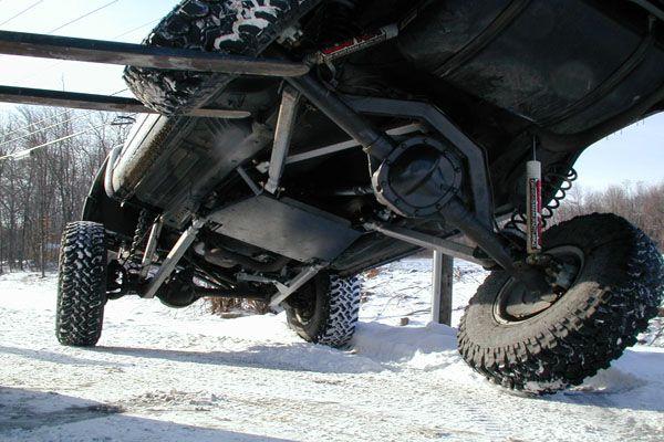 Jeep Cherokee Xj Rear Coil Conversion Kit Clayton Offroad Jeep