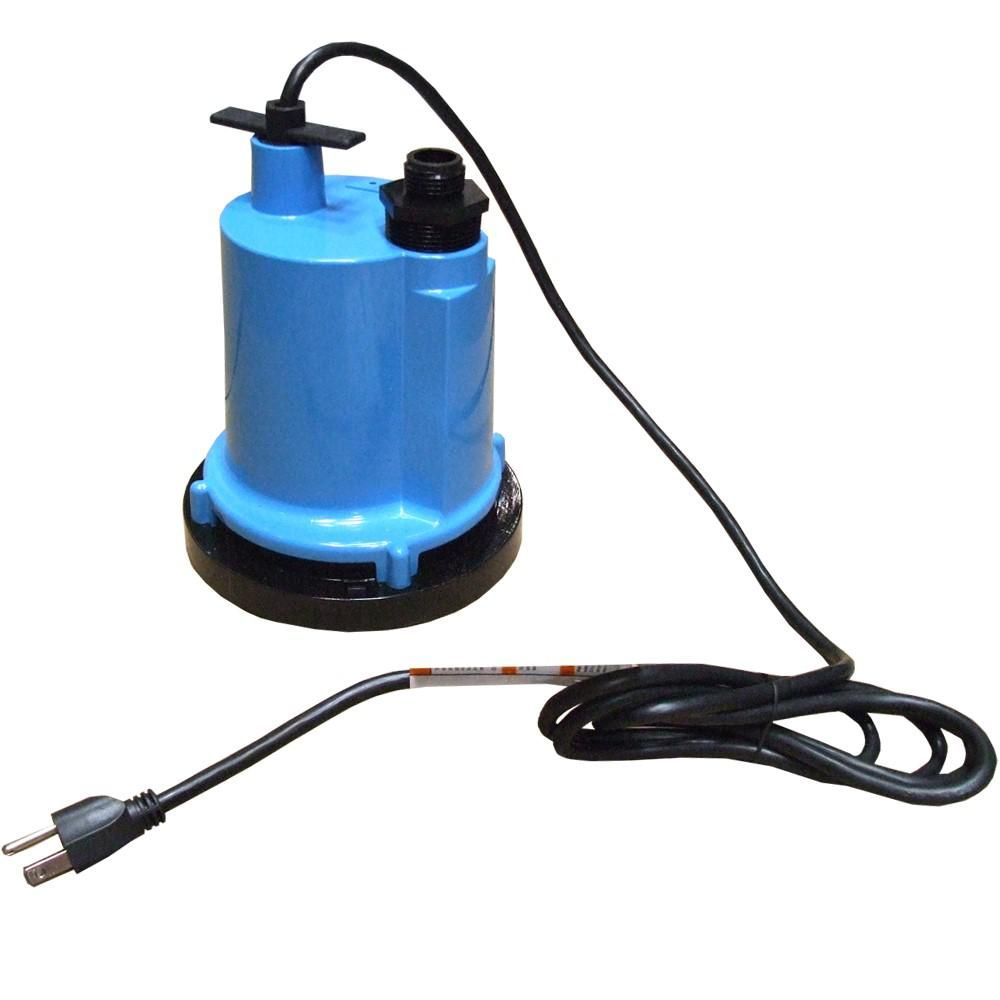 Simer 1 4 Hp Portable And Submersible Utility Pump Submersible