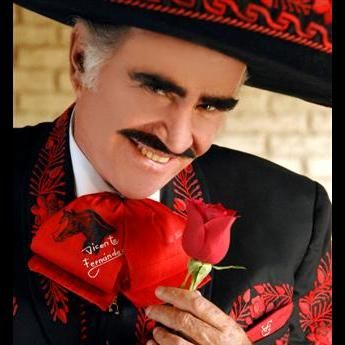 vicente fernandez a well known mexican actor Vicente fernández gómez,born february 17, 1940,simply known as vicente fernández, is a mexican singer, producer and actor known as chente or el el charro de mexico (the charro of mexico) and el rey (the king) throughout the latin world, vicente fernandez, who started his career singing for tips .