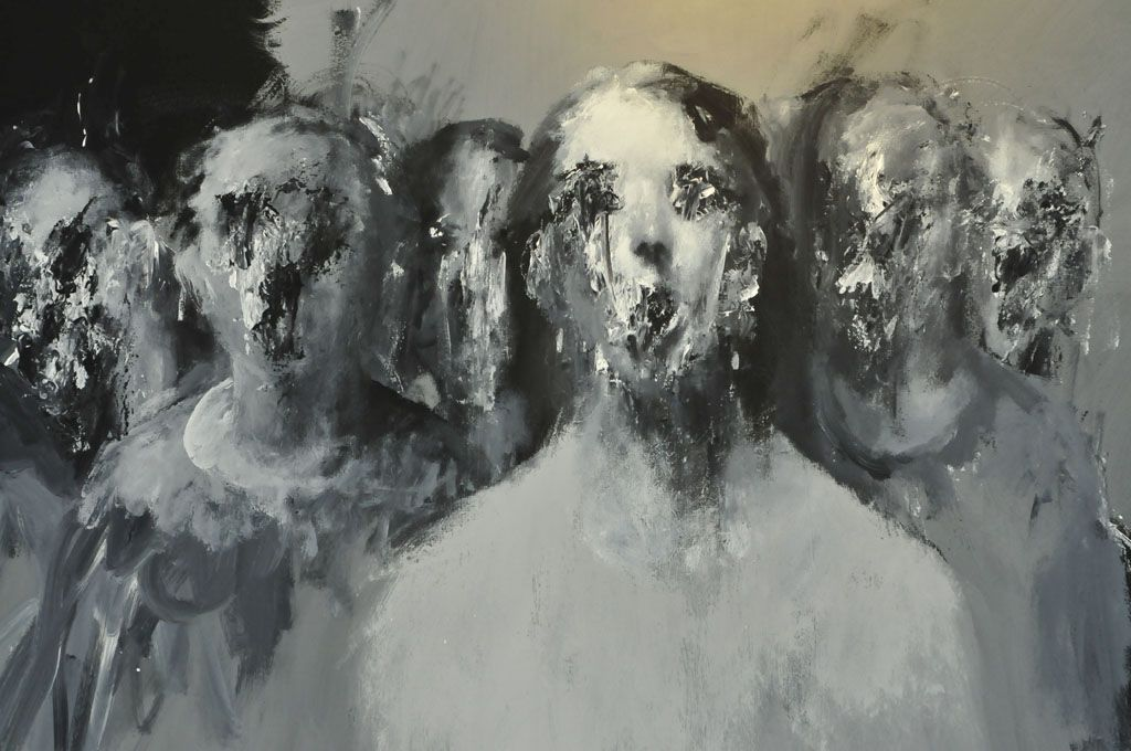 Benjamin Carbonne, born 1970 France. Self-taught.