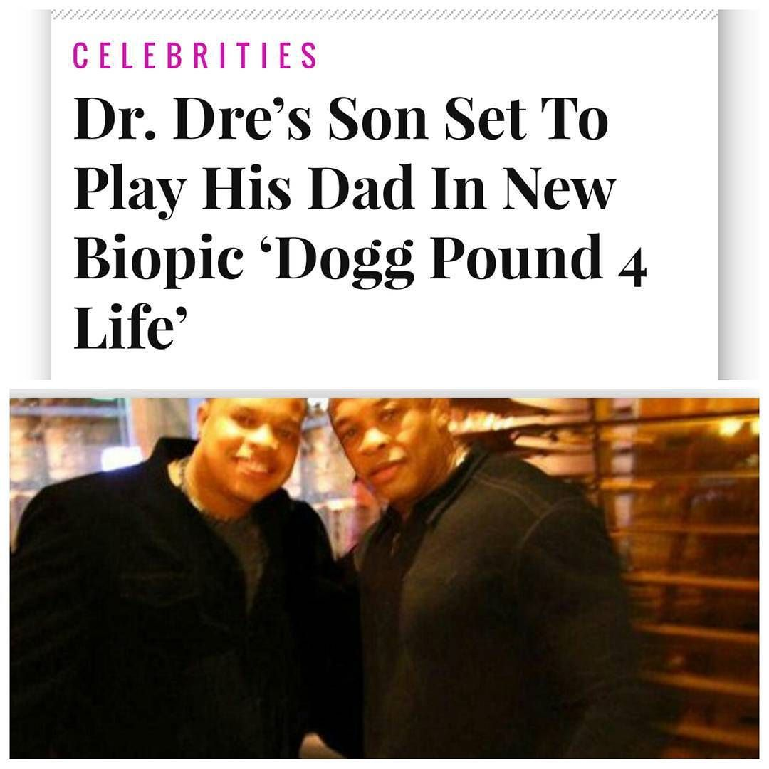 The son of the legendary hit maker is rumored to be preparing to play the role of his dad in an unofficial spin-off about the Dogg Pound.  The 33-year-old young man was rumored to have been denied the part of his father in Straight Outta Compton and now he is working to play him in another biographical film.  Young who also raps under the name Hood Surgeon looks like he is ready to play his father in the biographical spin-off Dogg Pound 4 Life and many people are waiting to see what talents…