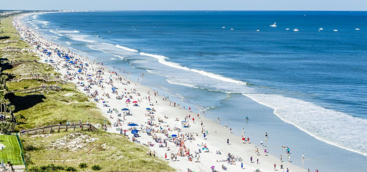 Jacksonville Beach Florida Best Beaches Of S East Coast