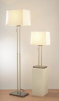 Picasso Twin Pack Floor Lamp And Matching Table Lamp Amazon Co