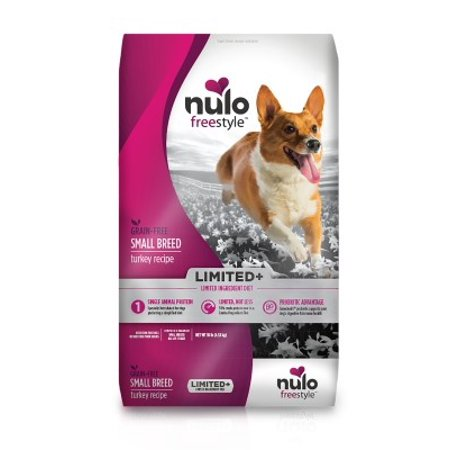 Nulo Freestyle Grain Free Limited Ingredient Diet Turkey Small