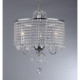 Roma Crystal Chandelier by Warehouse of Tiffany & Roma Crystal Chandelier by Warehouse of Tiffany | Pendant lamps ...