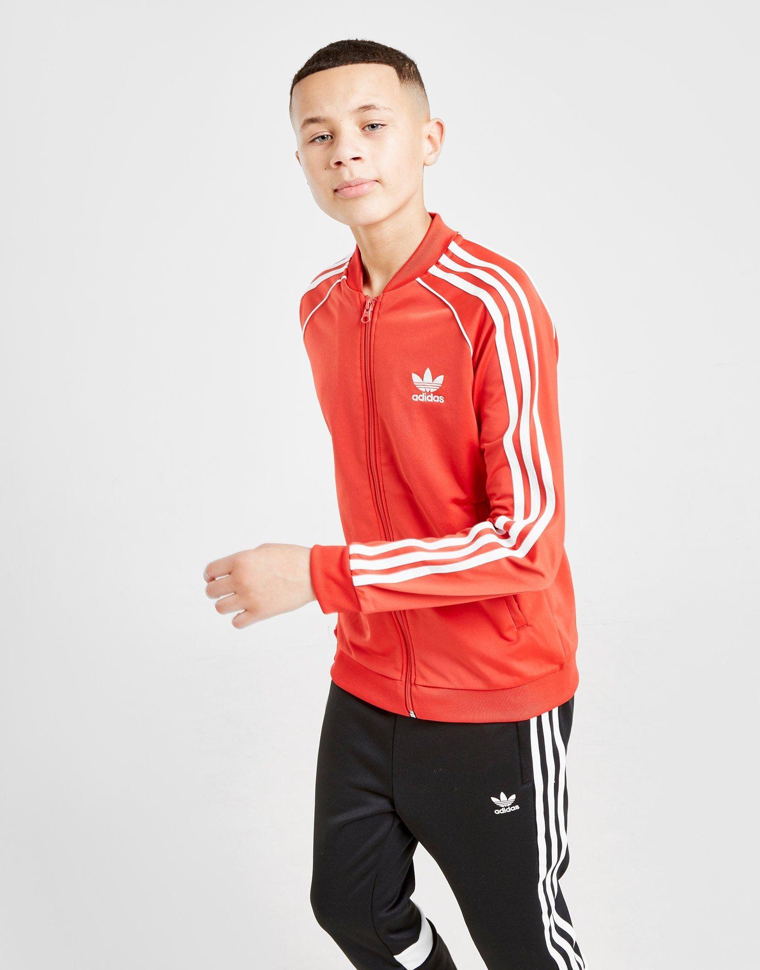 Shop online for adidas Originals Superstar Track Jacket