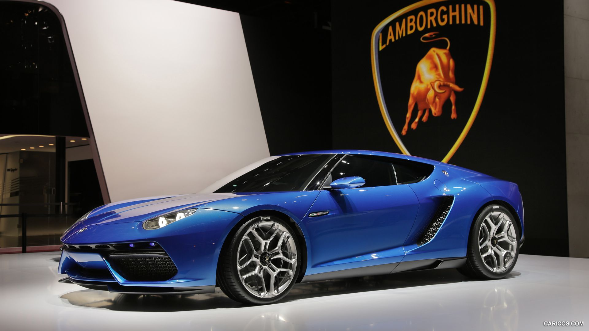Awesome Lamborghini Asterion Picture Lamborghini Asterion
