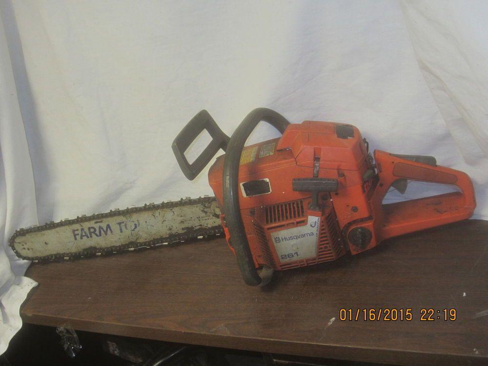 Huqvarna chainsaw with 20 bar chain model 261 chainsaw and huqvarna chainsaw with 20 bar chain model 261 keyboard keysfo Images