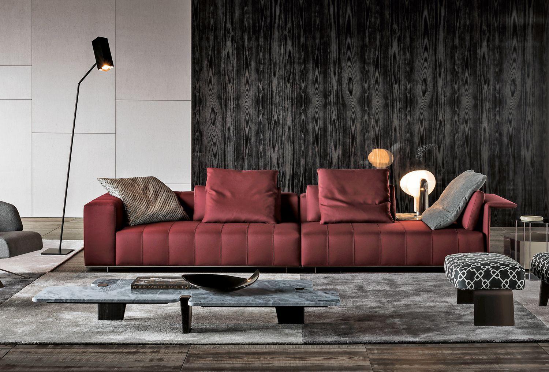 Freeman Tailor Design Rodolfo Dordoni Minotti In 2020 Luxury