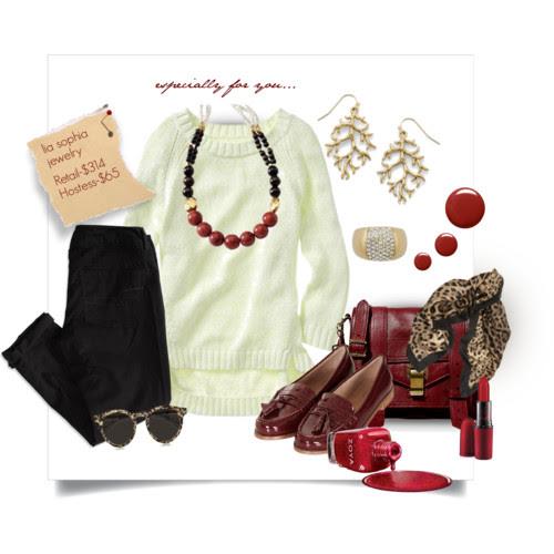 #liasophia   Tangier necklace Branch Out earrings Briquette ring www.liasophia.com/mariasutton