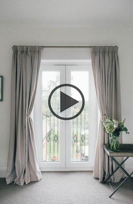 French Door Curtains Ideas Balconies 35 Ideas #Balconies #Curtains #door #Frenc #balconycurtains