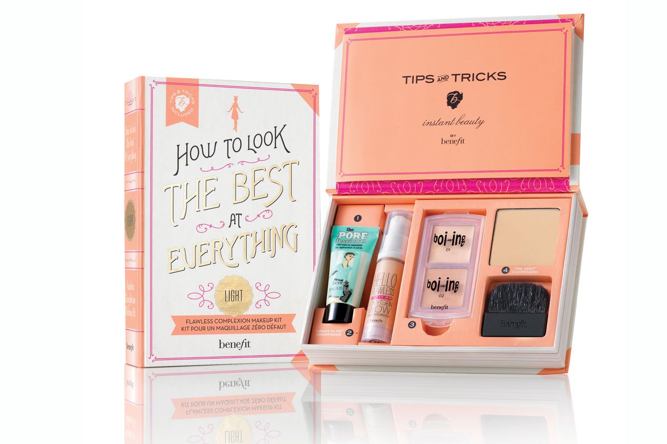 Benefit Launches The How To Look The Best At Everything Complexion Kits Benefit Cosmetics Complexion Makeup Makeup Kit