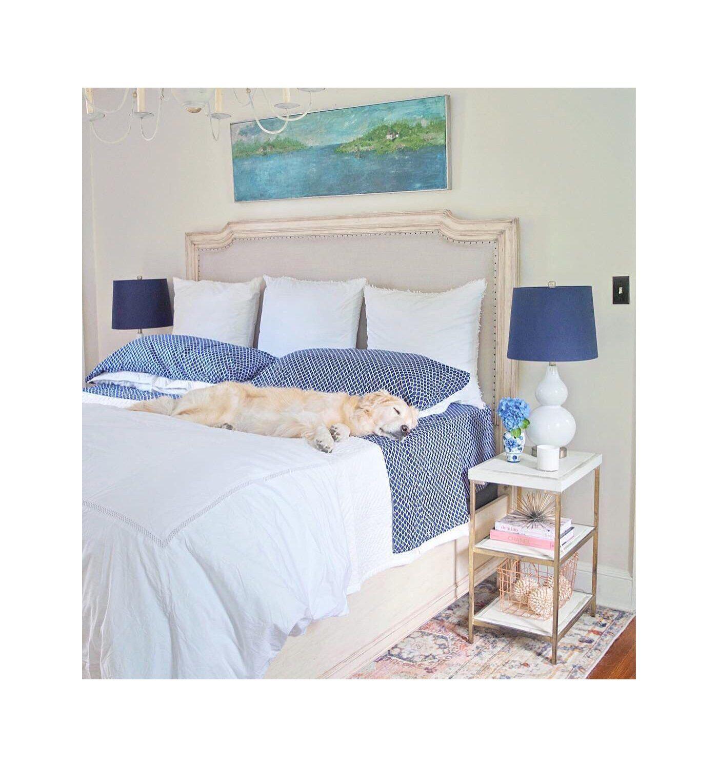 Brierley Upholstered Standard Bed & Reviews Joss & Main