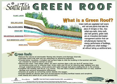 Best Green Roof Green Roof 400 x 300