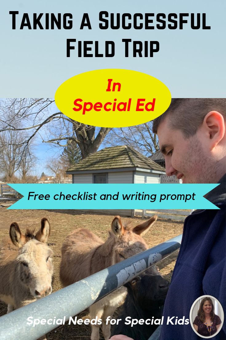 Its Not Easy Teaching Special Ed >> Taking A Successful Field Trip With Your Special Ed Class Freebies