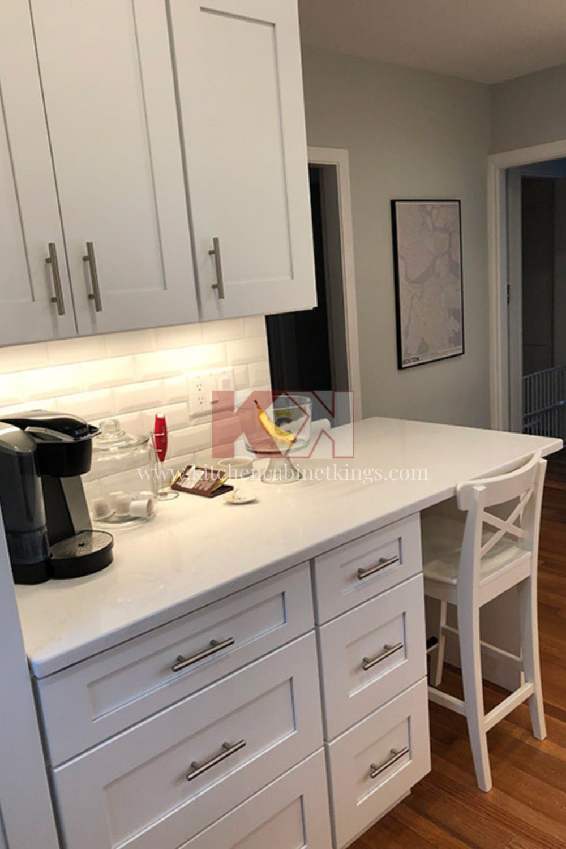 Ice White Shaker Kitchen Cabinets Rta Kitchen Cabinets Online Kitchen Cabinets Kitchen Cabinets