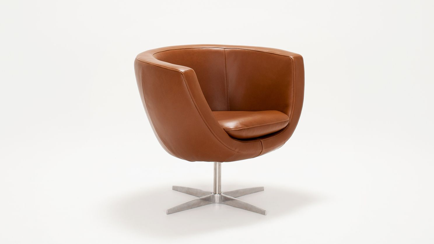 Tub Chair With images Leather chair Tub chair Chair