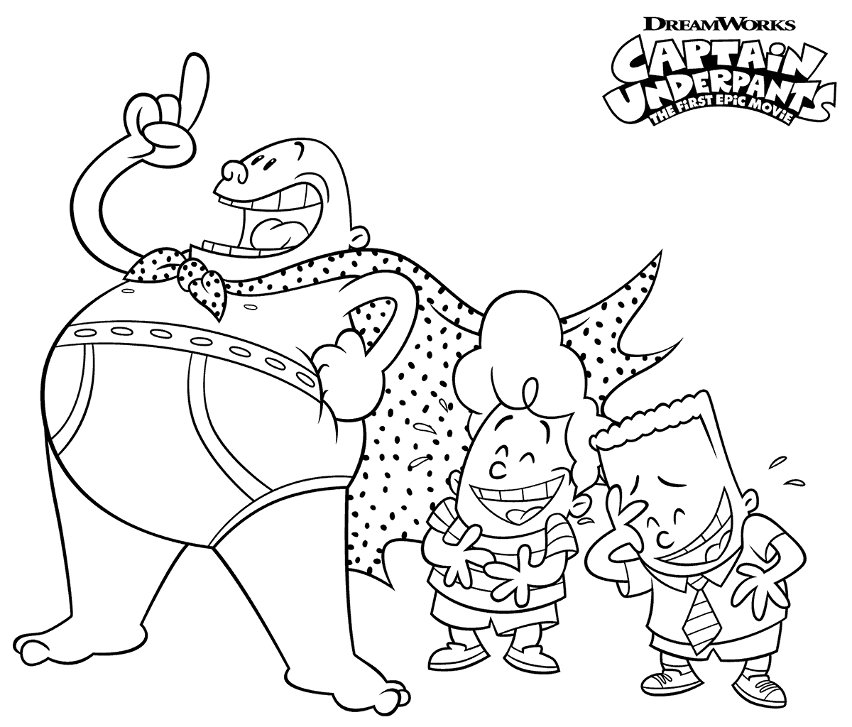 Pin by 20th Century Studios Canada on Captain Underpants