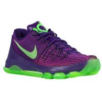 wholesale dealer fda7e f4951 Nike KD VIII - Men s - Kevin Durant - Purple   Light Green