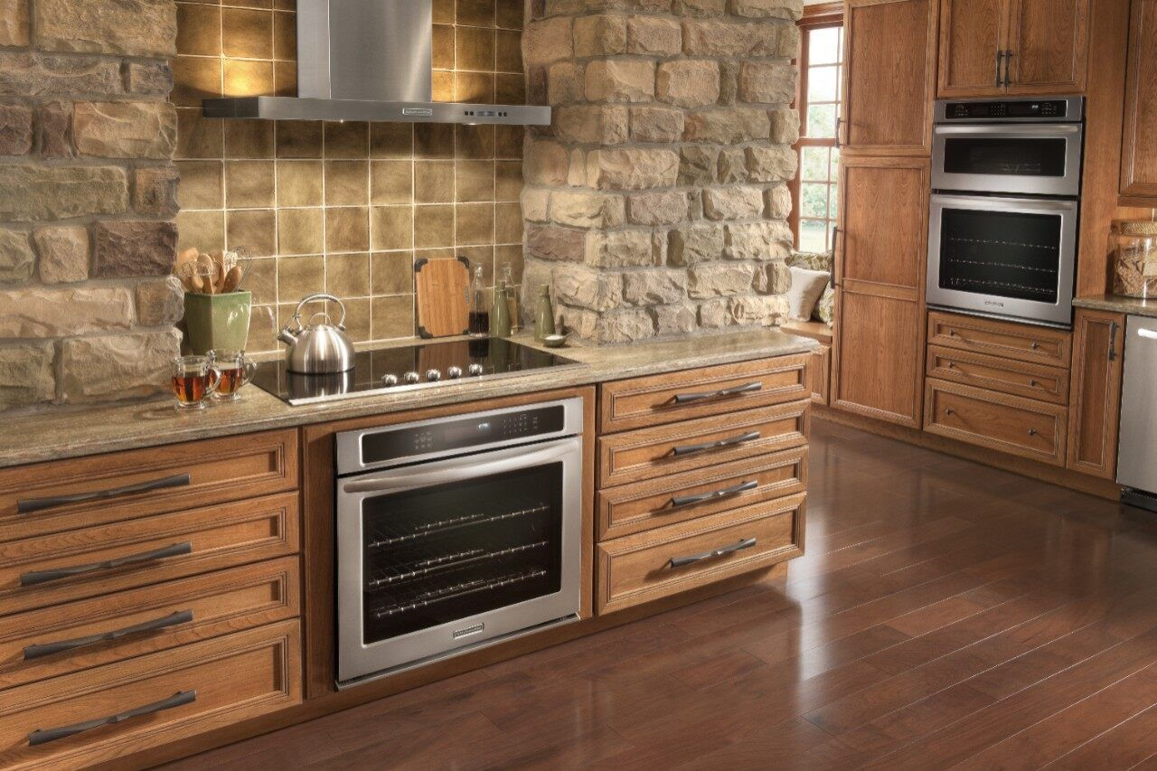 KitchenAid electric stove tops for the modern kitchen