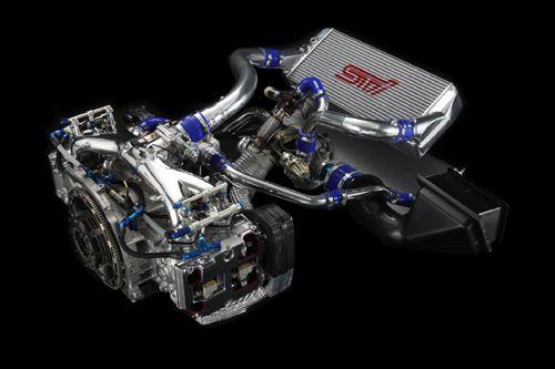 the Subaru BRZ GT300 flat four | Subaru brz, Subaru, Wrx