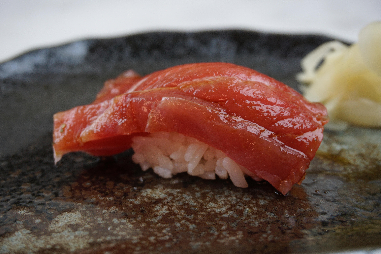 [I ate] Maguro (Tuna) Sushi #recipes #food #cooking #delicious #foodie #foodrecipes #cook #recipe #health