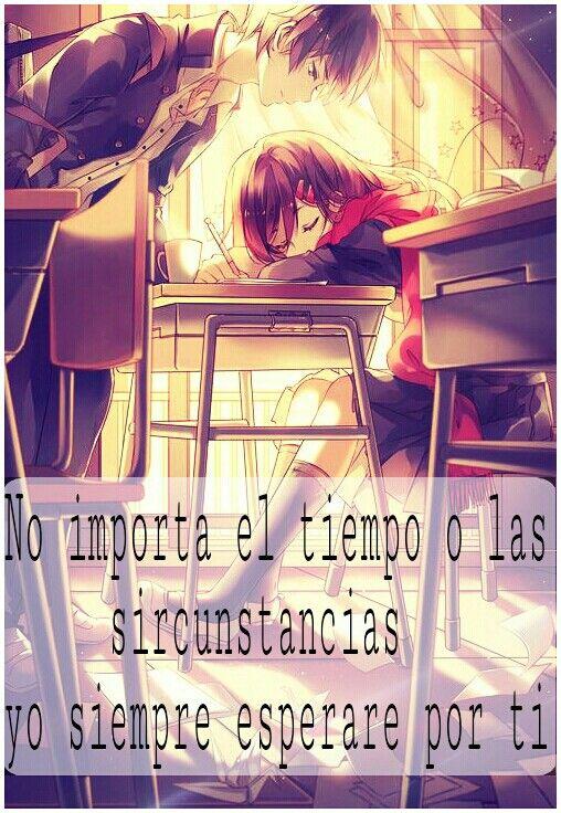 Frases Anime Amor Pinterest Frases De Amor Anime Amor Y Anime