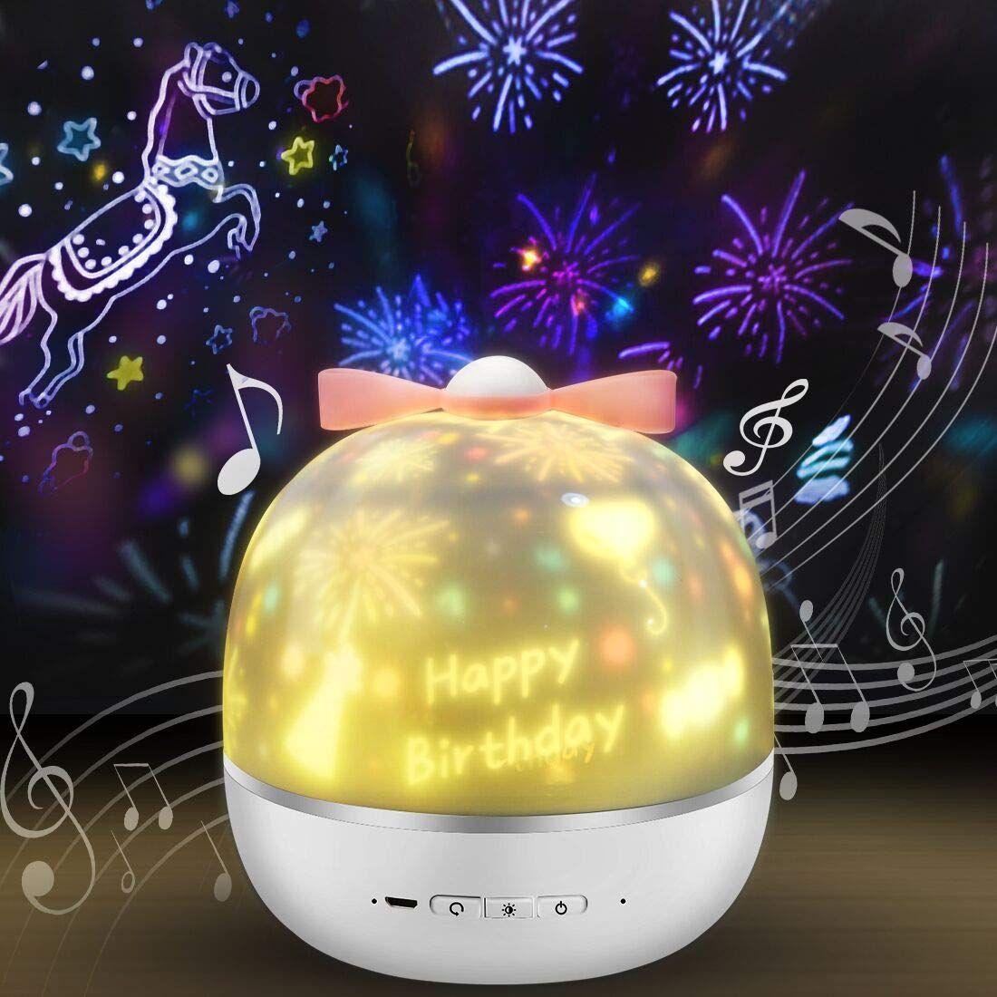 Led Sternenhimmel Projektor Sternenhimmel Led Musik Nachtlicht Baby Sterne Lampe Mit 6 Projektionsfilmen In 2020 Sternenhimmel Led Sternenhimmel Projektor Kinder Party