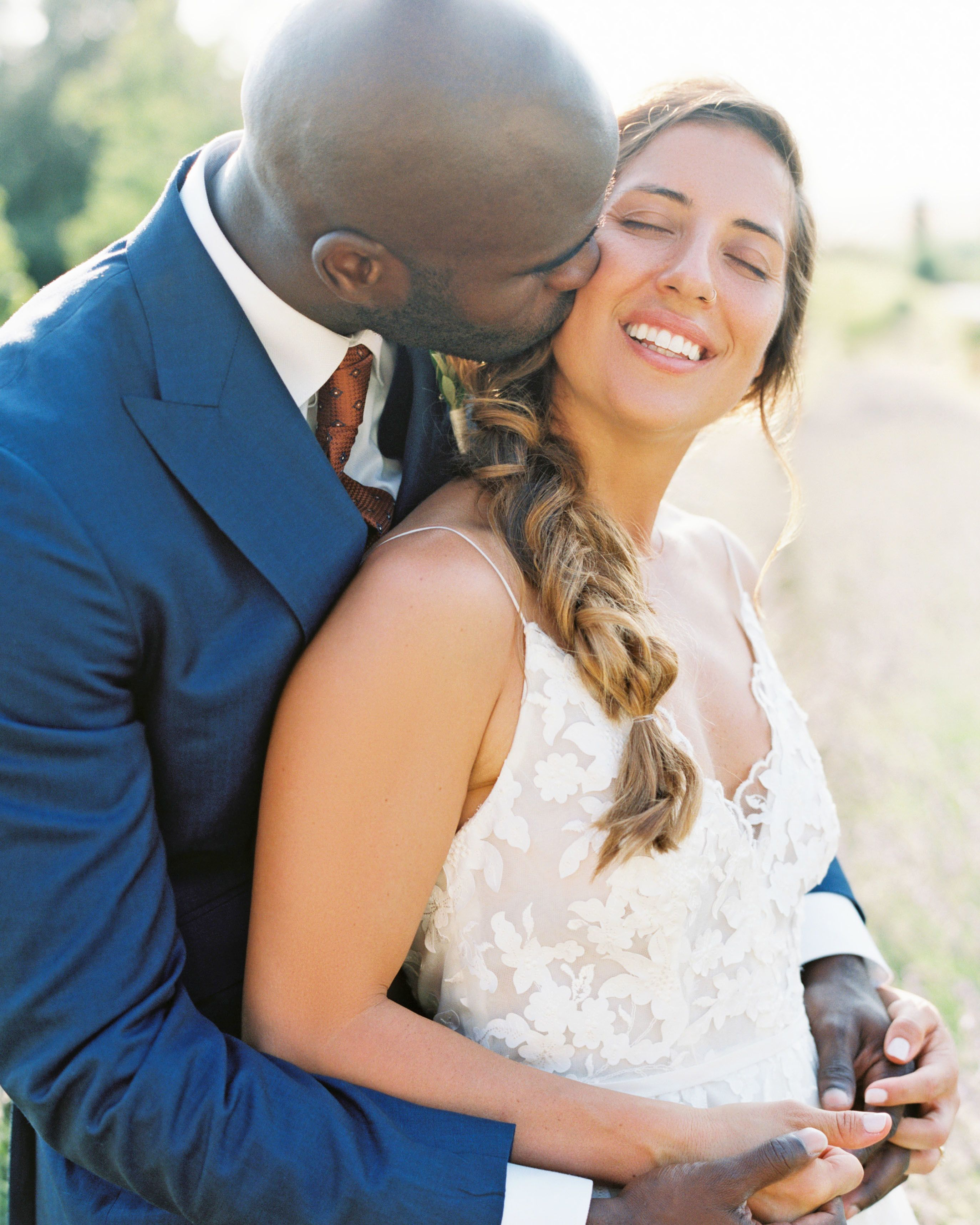 Real Weddings In Tuscany: An Intimate Destination Wedding In Tuscany With Just 36