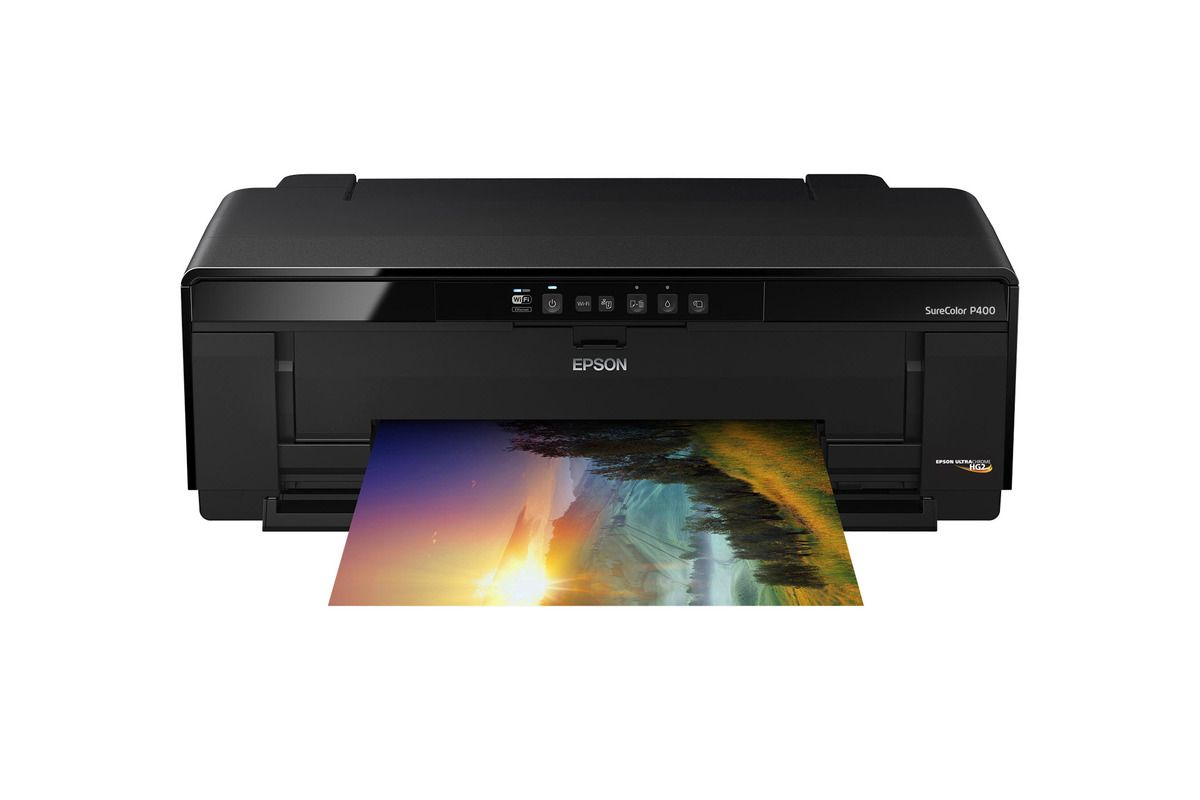 Epson SureColor P400 Wide Format Inkjet Printer | Large Format | Printers | For Work | Epson US