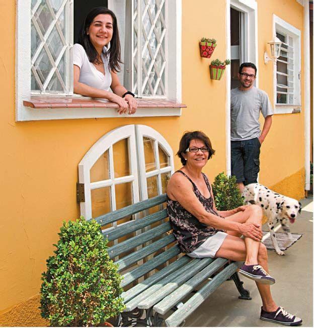 Fachada e área externa são reformadas com orçamento enxuto - Casa.com.br