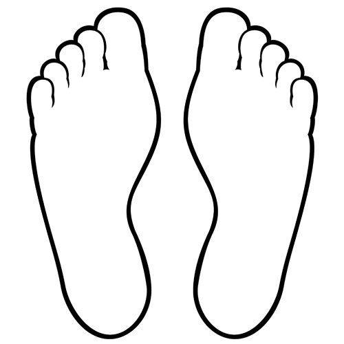 Dibujos del pie de un beb  Imagui  Cosas que comprar  Pinterest
