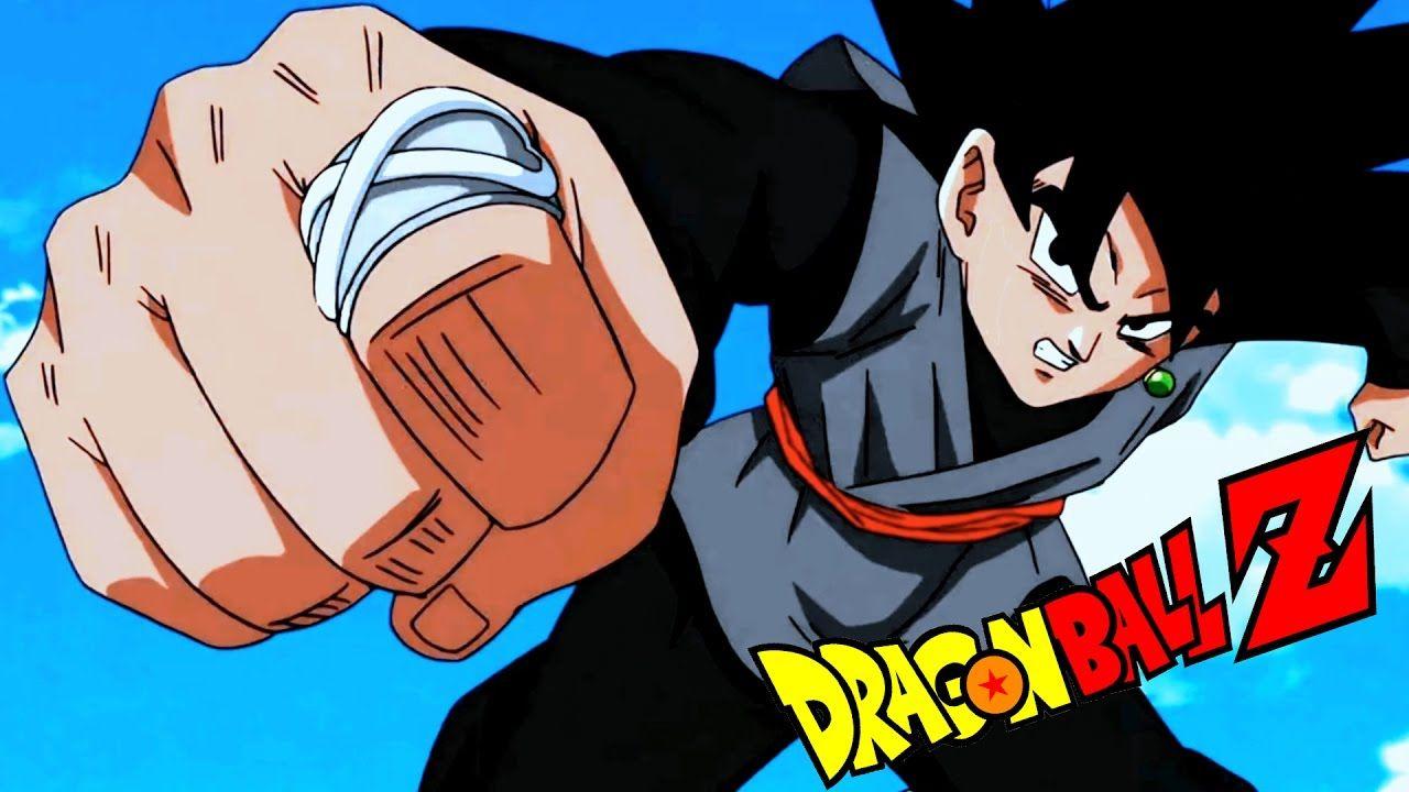 Assez Goku vs Black Fight - Dragon Ball Z Style | memes del 2016 de  YY66