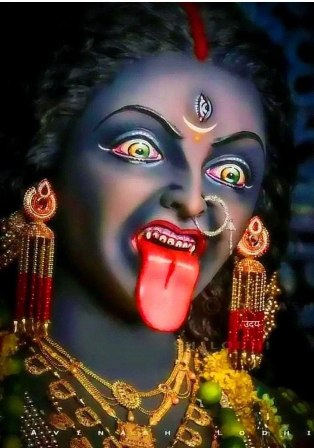 Halloween Imgaes 2020 Pin by เทวดา Ling on v1 in 2020 | Kali goddess, Durga kali, Durga