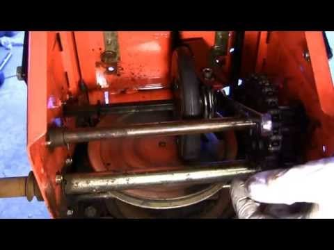 how to replace a friction disk on ariens 926le 926001 youtube rh pinterest com Used Ariens Snow Blowers Used Ariens Snow Blowers