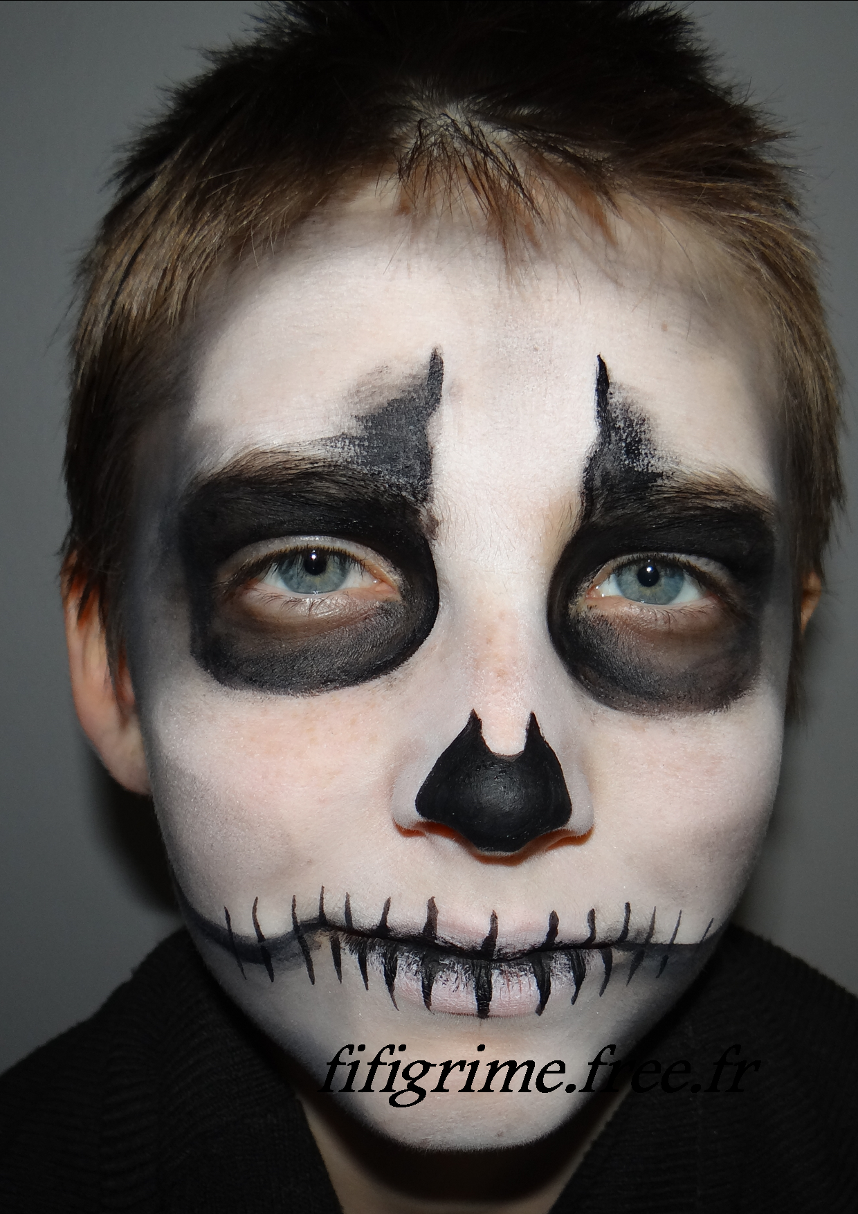 Maquillage Artistique Halloween.Pin On Maquillage Artistique Enfants Adultes Face Painting